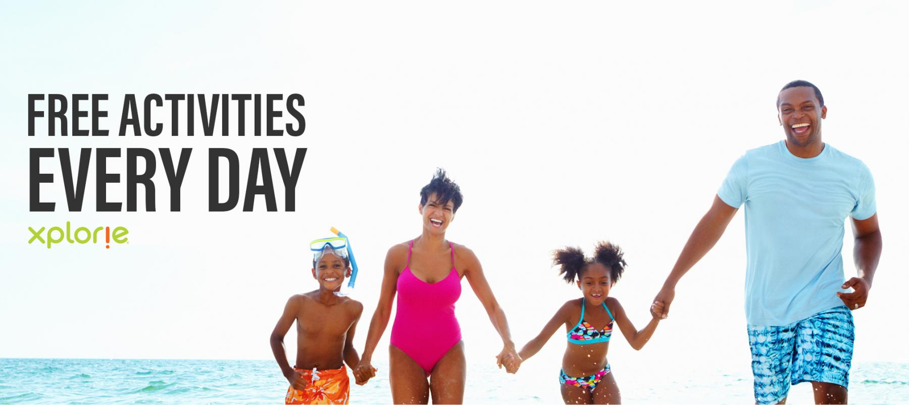 Free Activities Every Day of Your Stay with Platinum Vacations of Destin